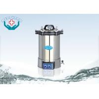 Quality Temperature Controller Portable Autoclave Sterilizer With Indication Light for sale
