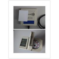Wholesale Remote Control Digital RF Card Prepaid Water Meter With Mechanical Register DN20 from china suppliers