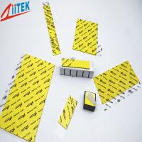 Wholesale High Performance Thermal Conductive Gap Filler Pad TIF460-A2 Two Side Adhesive from china suppliers