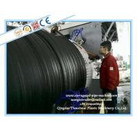 Wholesale HDPE Krah Corrugated Pipe Extrusion Line Manufacturer In China from china suppliers