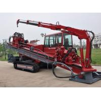Wholesale 1200 L/min Hydraulic Horizontal Directional Drilling Rigs With Rack System from china suppliers