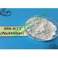 Wholesale High Purity MK-677 SARMs Steroids Powder Ibutamoren CAS 159634-47-61 from china suppliers