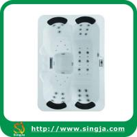 Wholesale 3 people simple massage spa hot tub(SJ-0301) from china suppliers