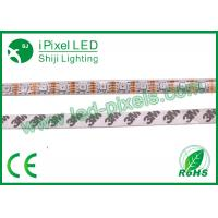 Wholesale DC5V 18W ws2801IC changeable flexible led strips 60 LEDs per meter from china suppliers