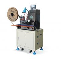 Wholesale Wire / Cable Automatic Terminal Crimping Machine , Plug Inserting Machine from china suppliers