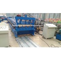 Wholesale Floor Deck Panel Steel Stud Roll Forming Machine 8m - 12m / min capacity from china suppliers