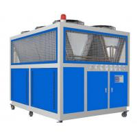 Wholesale R134a Refrigerant Air - Cooled Screw Chiller / Box type Industry Water Cooling Machine from china suppliers