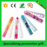 Wholesale  wholesale Factory Cudstom fashion design plastic foldable ruler for kids made in China from china suppliers