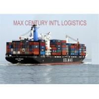 Quality Guangzhou Sea Freight Services International Freight Shipping To USA for sale