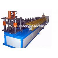 Wholesale High Quality Automatic Metal Stud and Track Roll Forming Machine Hot Sale in India Market from china suppliers