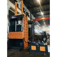 Wholesale Vertical Press Bale Push Out By Cylinder Bale Machine For Compress Waste Paper from china suppliers