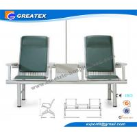 Wholesale Emergency Galvanized steel Medical Transfusion Chair , Electric Blood Donation Chair from china suppliers