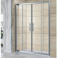 Buy cheap shower enclosure shower glass,shower door B-3705 from wholesalers