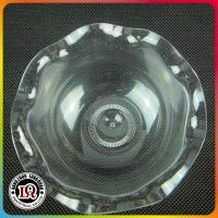 Wholesale Petal Shaped Clear Plastic Dessert Bowl from china suppliers