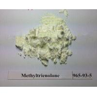 Wholesale CAS 965-93-5 Muscle Building Tren Anabolic Steroid Methyltrienolone Aka R1881 from china suppliers
