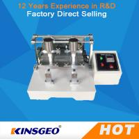 Wholesale 60 CPM Leather Testing Machine Leather Wet And Dry Friction Decolorizing Tester from china suppliers