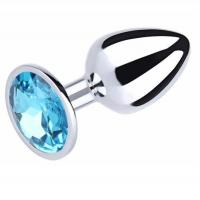 Wholesale 3 Size Sets Many Colors Anal Sex Toys Jewelry Stainless Steel Anal Butt Plug Toys from china suppliers