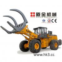 Wholesale Grab wood machine clamp fork loader XJ988J from china suppliers