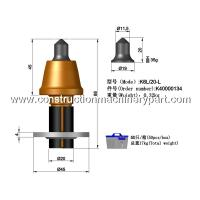 Wholesale 20mm Tungsten Carbide Road Milling Bits For Road Milling Machines from china suppliers