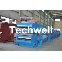 Wholesale 30 - 200mm, 1000mm PU Foam Sandwich Panel Production Line from china suppliers