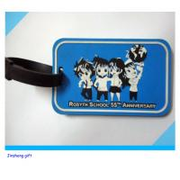 Wholesale 3d custom soft pvc baggage tags from china suppliers
