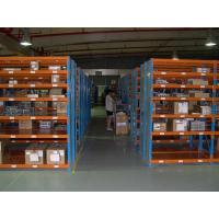 Wholesale Boltless Platform Industrial Mezzanine Floors for Light Duty Products Warehousing from china suppliers