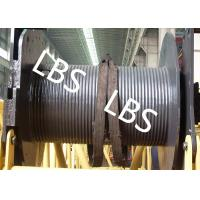 Wholesale Recovery Wire Rope Or Cable Lebus Grooved Drum Highly Rugged Design from china suppliers