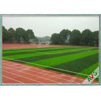 Wholesale FIFA Standard Anti UV Football Artificial Turf With Woven Backing Monofilament PE from china suppliers