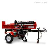 Wholesale Automatic tractor Gasoline log splitter EPA 50 Ton , gas powered wood splitters from china suppliers
