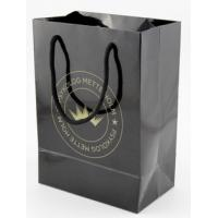 Wholesale Top Open Retail Carrier Bags , Personalized Paper Bags For Business from china suppliers
