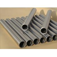 Wholesale tantalum tube, ta2.5w tube, tantalum pipe,tantalum alloy tube Tantalum Tube Pipe ASTM B 521 R05252, R05255, R05200, R054 from china suppliers