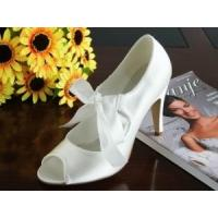 Wholesale China Wedding Shoes / White Simple Wedding Shoes for wedding from china suppliers