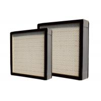 Wholesale Cleanroom Portable Hepa Air Filters / Hepa Air Conditioning Filter from china suppliers