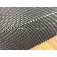 Quality Power Transmission Industrial 2.3Mm PVC Rhombus Profile Conveyor Belt PVC for sale