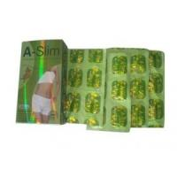 Wholesale A-SLIM Slim and weightloss 100% Natural herbs for weight loss diet pills  from china suppliers