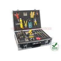 Wholesale Portable Fiber Optic Tool Case Fiber Optic Accessories For FTTH Fast Connectors from china suppliers