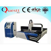 Wholesale Big Power 1000w Fiber Laser Cutting Machine For Metal , 1300x2500 Work Table from china suppliers