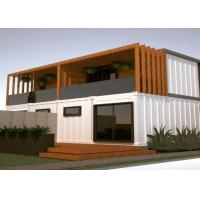Wholesale Prefab Modular Combined Modified Shipping Container Home Demountable Housing USA from china suppliers
