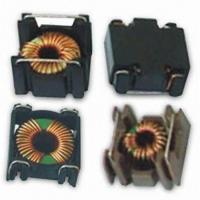 Wholesale Customized coupled Low loss high efficiency air coil inductor for toys from china suppliers