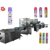 Wholesale Aerosol Filling Equipment For Deodorant / Air Freshener from china suppliers