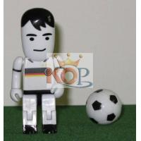 Buy cheap Soccer Player Robot USB Flash Drive from wholesalers