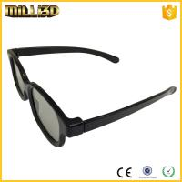 factory passive circular/linear polarized 3d glasses for cinema