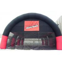 Wholesale Outdoor Advertising Inflatable Tent / Inflatable Sport Tent with Mesh from china suppliers
