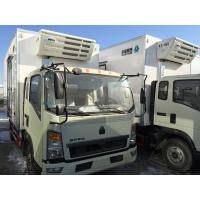 Wholesale Commercial Truck Refrigerators 5 Tons With FRP Sandwich Panels Box , Refrigerated Box Truck from china suppliers