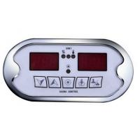Wholesale Luxury Home Sauna Heater Digital Controller with Control Panel and Box from china suppliers