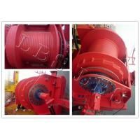 Buy cheap Offshoe Marine Boat Hydrauliclebus Groove Winch For Oil Exploration from wholesalers