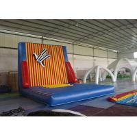 Wholesale ODM Chidlren Inflatable Velcro Wall For Outdoor Inflatable Sports Games from china suppliers