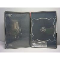 Wholesale Custom DVD Packaging Metal Slip Case For 1 Or 3 Amaray Cases Printed DVD Packaging from china suppliers