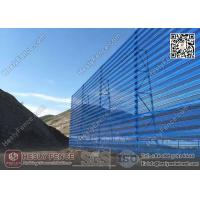 Wholesale HESLY Wind & Dust Suppressing Barrier System for Coal Storage Yard | China Factory from china suppliers