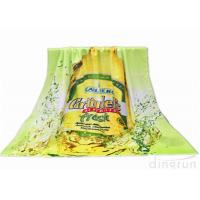 Quality 21S Cotton Cut Pile Custom Printed Beach Towels for Adults75*150cm for sale